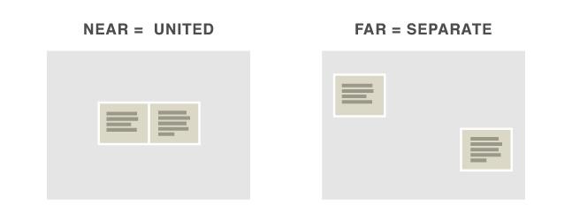 Graphic Design: Proximity
