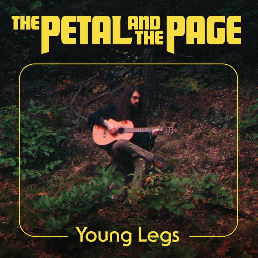 The Petal and the Page Album Cover